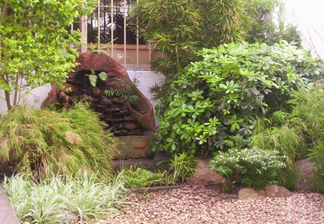 Dise o ejecucion y mantenimiento de jardines - Como hacer un jardin japones ...