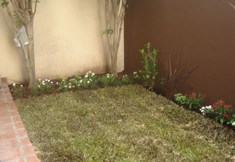 Jardines para casas jardines vegetales para decoracin - Fotos de jardines pequenos para casas ...